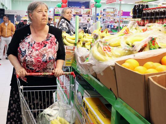 Пенсии и зарплаты растут, а есть нечего: «голодная» экономика России