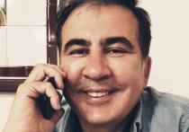 Саакашвили поблагодарил Зеленского за гражданство