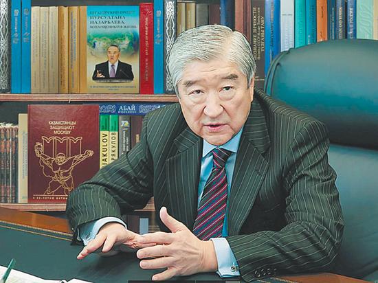 Таир Мансуров написал новую книгу о евразийской интеграции