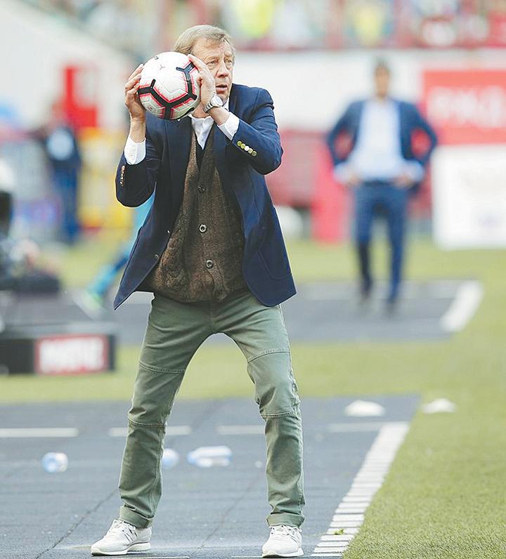 «Лучший тренер России? Конечно, Семин»
