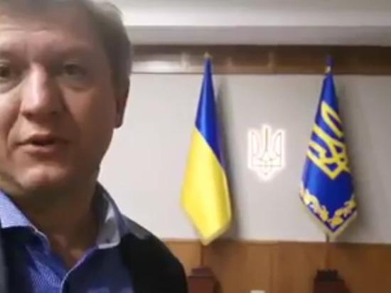 Новый руководитель СНБО Украины потерял сервера ссекретной информацией