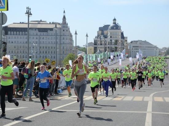 В день защиты детей пройдет благотворительный «Зеленый марафон» Сбербанка