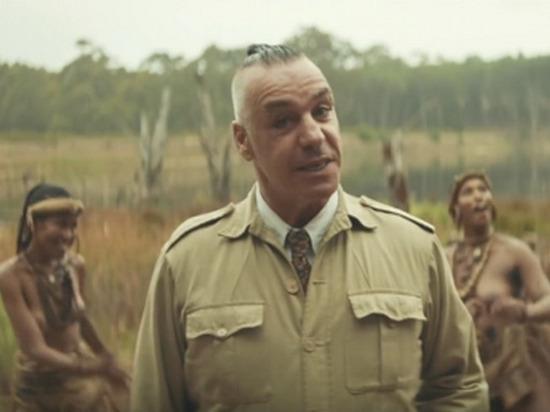 Завоевание земель. Группа Rammstein выпустила новое провокационное видео