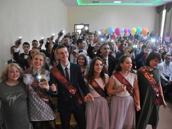Выпускники Алтайского училища олимпийского резерва простились с любимым учебным заведением