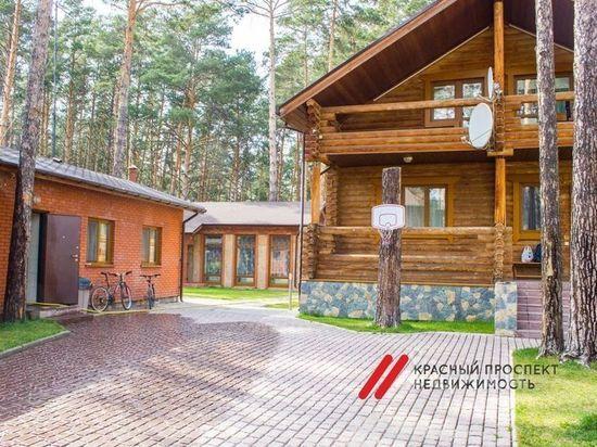 Усадьба в Кудряшах попала в список самых дорогих в России