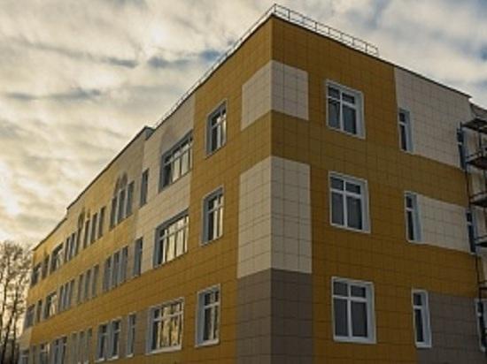 Школу в Чистых прудах в Кирове намерены сдать к концу года