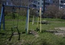 Благоустройством детских площадок обяжут ответственных в Ставрополе