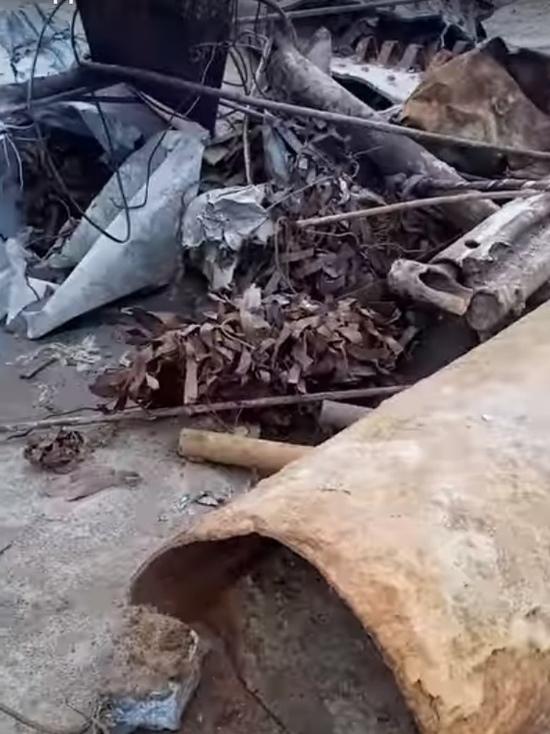 Блогер сообщил о масштабной свалке опасных отходов на Ямале