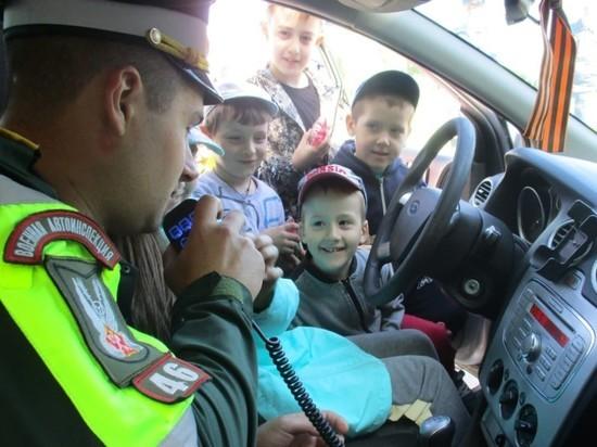 Во Владимирской области проходит акция «Внимание, дети!»