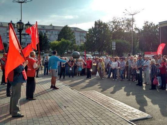 Задержанные на митинге красноярцы требуют 2 млн рублей из бюджета страны