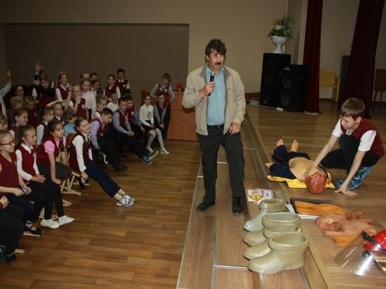 Ярославские энергетики напомнили детям об опасности электрического тока