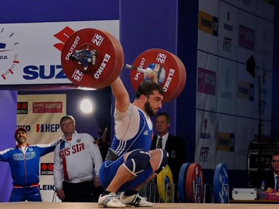 В Москве чемпион Европы по тяжелой атлетике украл продукты из магазина
