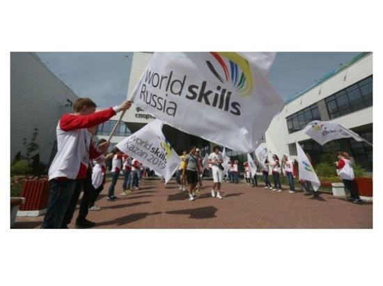 Серпуховский колледж стал одним из лучших по версии WorldSkills Russia