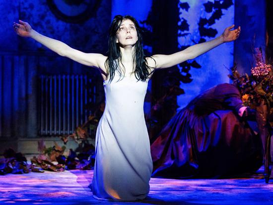 Всемирно известная балерина Наталья Осипова показала в Москве балетный ужастик