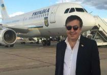Саакашвили вернулся на Украину помогать Зеленскому