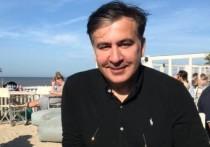 Саакашвили прибыл на Украину