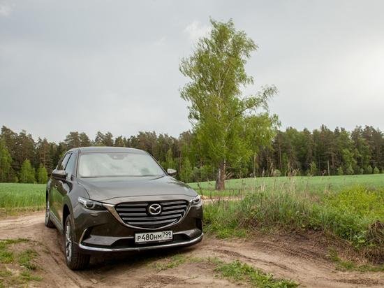 Тест-драйв самого большого кроссовера Mazda - Общество