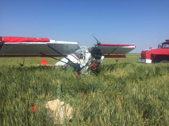 Состояние пострадавших в крушении в Калмыкии самолета улучшилось