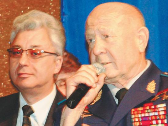 Космонавту Алексею Леонову исполняется 85