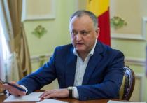Досрочные парламентские выборы станут разрухой для Молдовы