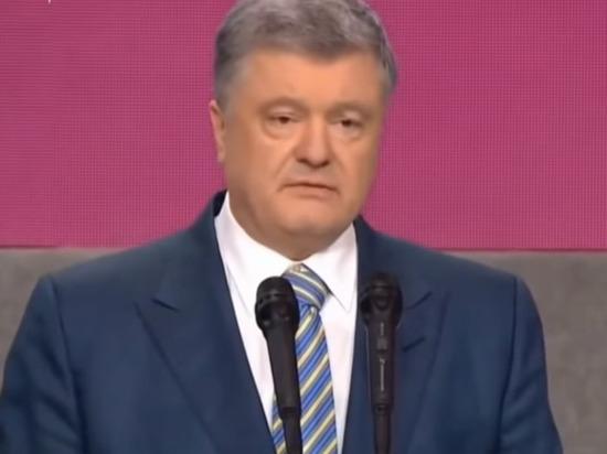 Порошенко просил помощи у США на выборах президента
