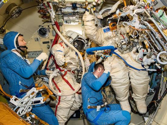 В России разработали сейферы для перелетов в открытом космосе