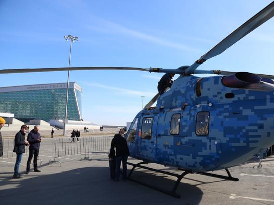 В Уфе построят семь вертолетных площадок, а в республике - восемь