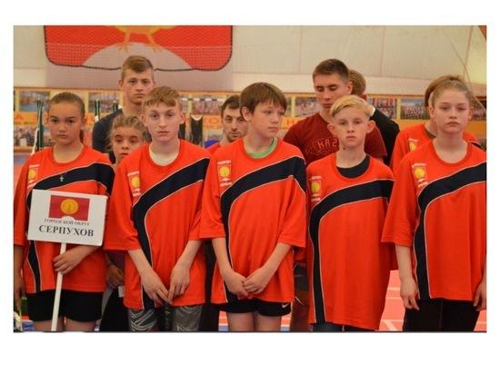 В Серпухове состоялись областные соревнования по бадминтону