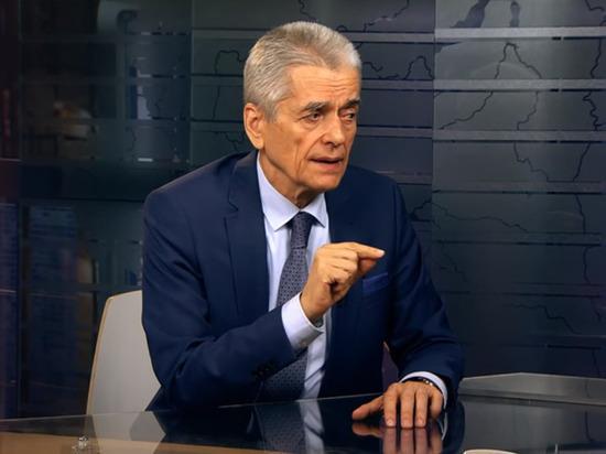 Онищенко прокомментировал свой совет пенсионерам жить «чуть-чуть впроголодь»