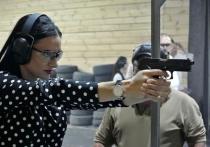 Елена Исинбаева призналась, что любит оружие