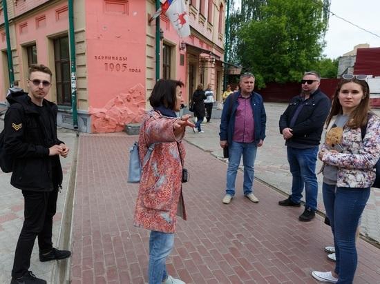 В Нижнем Новгороде прошла первая экскурсия программы «Культурный район»