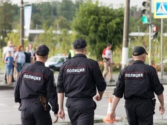 Волгоградские полицейские сожгли 1000 кустов конопли