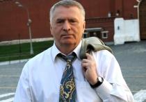 Жириновский предсказал «падение» команды Порошенко