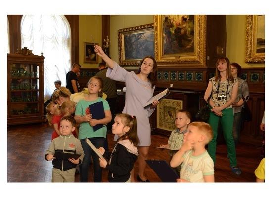 Юных серпуховичей приглашают провести первый день лета в музее