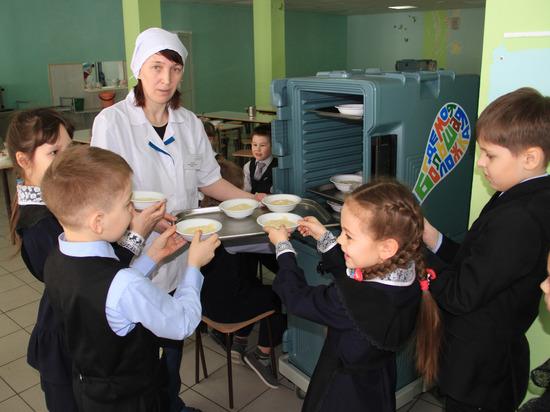 Стоимость завтраков и обедов в школах Башкирии может разниться на 40 рублей