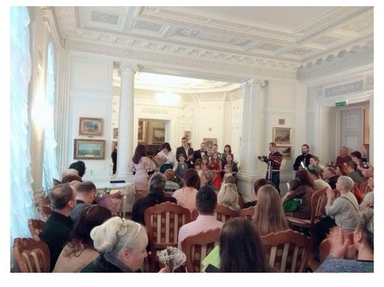 Серпуховичей приглашают на литературно-музыкальную композицию  в СИХМ