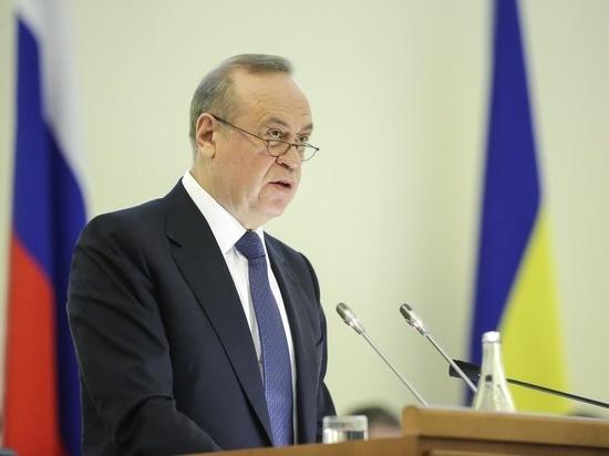 Задержанный заместитель губернатора Ростовской области отчитался о доходах