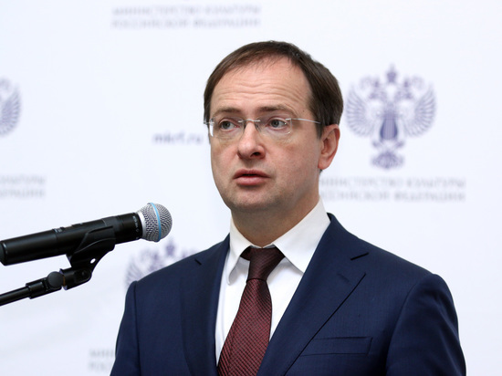 Мединский назвал инициатора гей-цензуры в фильме об Элтоне Джоне