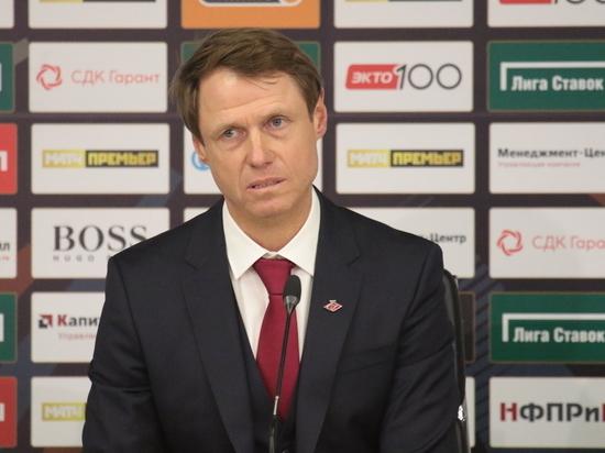 Олег Кононов ищет нового первого номера для красно-белого клуба.