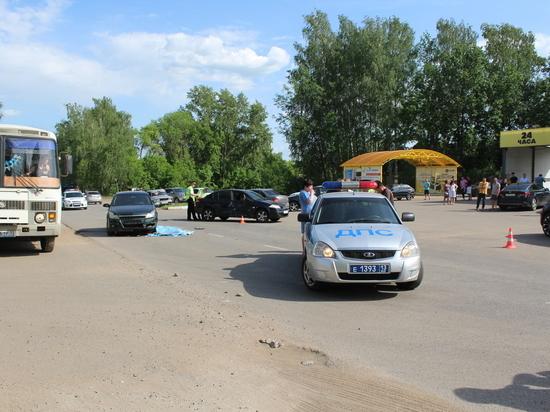 В ГИБДД назвали официальную версию смертельного ДТП в Саранске