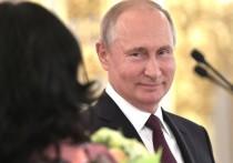 Показатель оценки деятельности президента России высокий и стабильный, деятельность Владимира Путина оценивают положительно  2/3 россиян