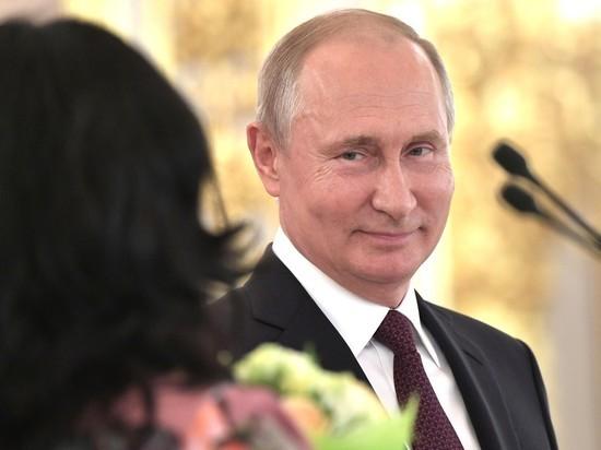 Путину доверяет более 70 процентов россиян