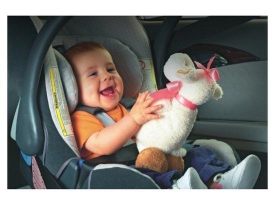 У серпуховичей проверят наличие детских кресел в автомобилях