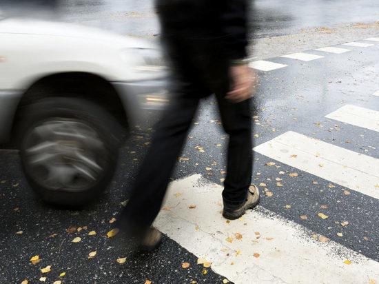 В калмыцкой столице ищут виновника наезда на подростка