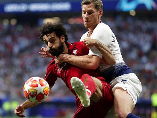 """Красные опять победили белых: """"Ливерпуль"""" выиграл Лигу чемпионов"""