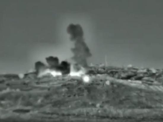 Израиль дал объяснение своему ракетному удару по Сирии