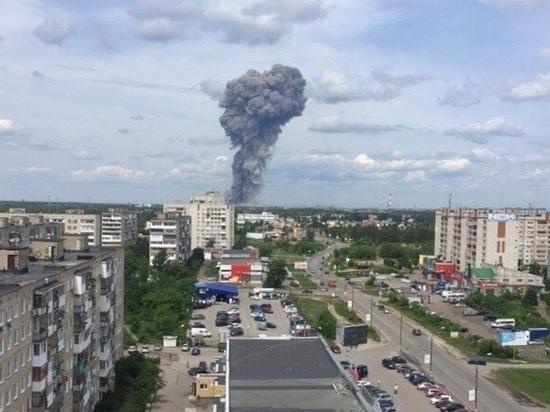Пострадавшим от взрывов в Дзержинске окажут материальную помощь