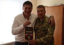 Пускепалис устроил просмотр «Ледокола» росгвардейцам на Кавминводах