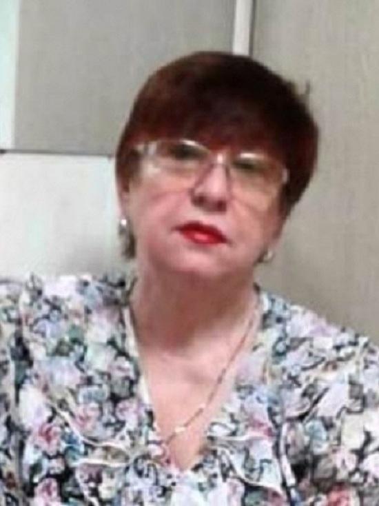 В столице Калмыкии пропала женщина