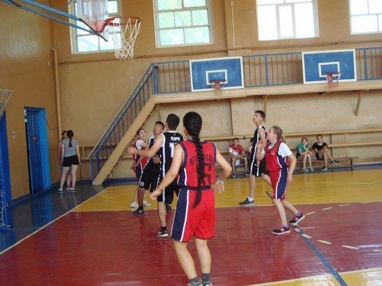 В баскетбольном турнире в калмыцком райцентре победила дружба